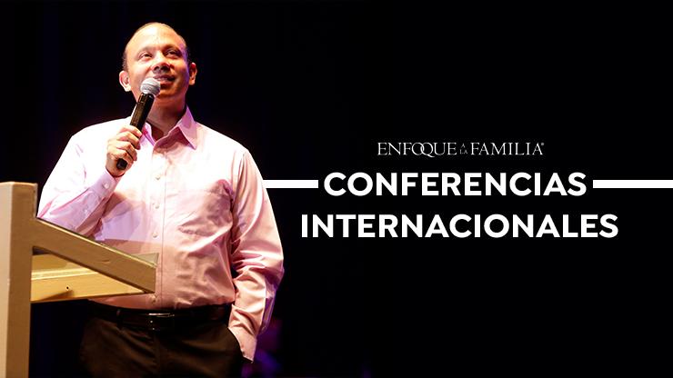 Conferencias internaciones de enfoque a la familia