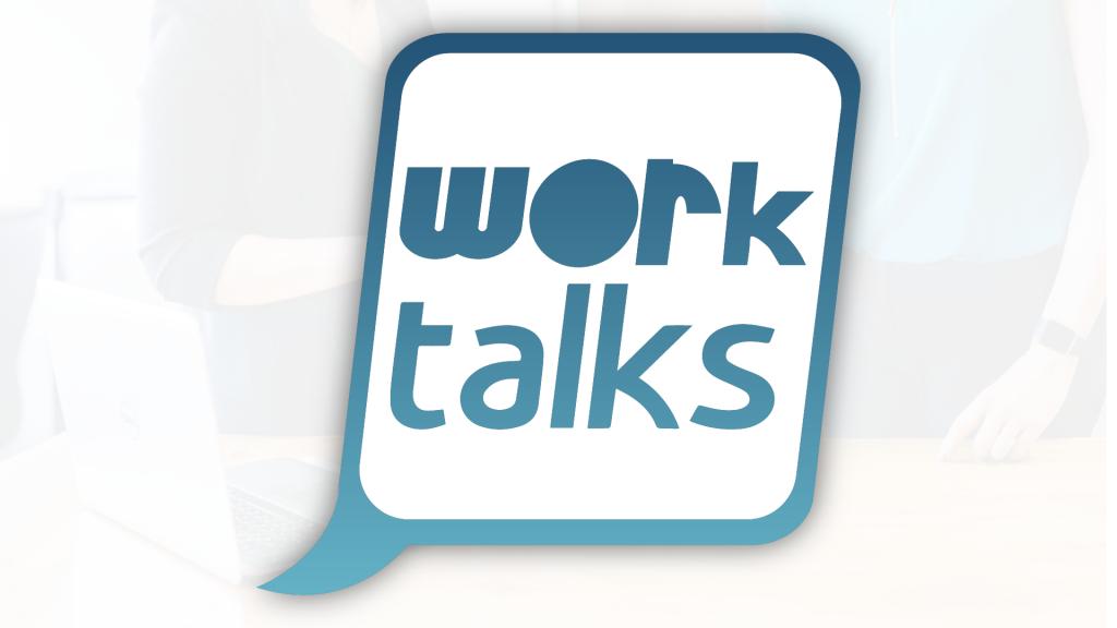 Logo Work talks